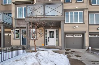 Photo 1: 169 WINDSTONE Avenue SW: Airdrie Row/Townhouse for sale : MLS®# A1064372