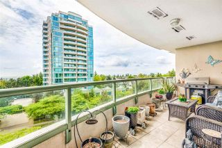"""Photo 24: 603 6611 SOUTHOAKS Crescent in Burnaby: Highgate Condo for sale in """"Gemini"""" (Burnaby South)  : MLS®# R2582369"""
