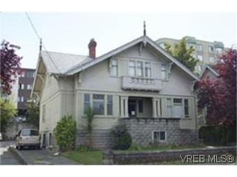 Main Photo: 821 Princess Ave in VICTORIA: Vi Central Park Multi Family for sale (Victoria)  : MLS®# 319887
