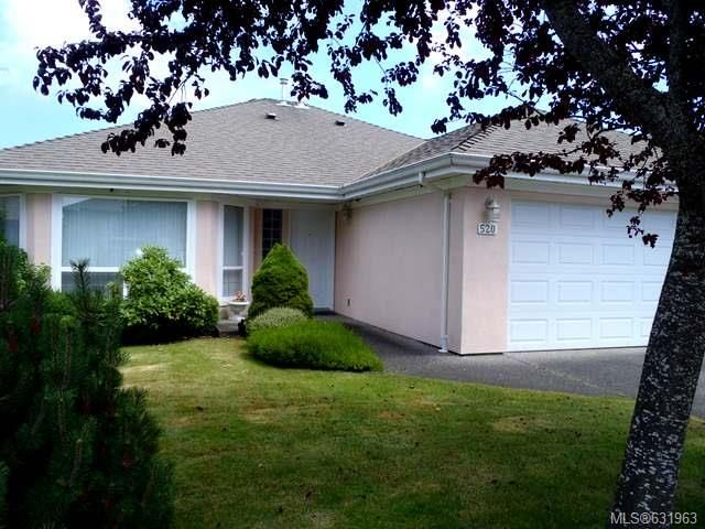 Main Photo: 520 Hampstead St in PARKSVILLE: PQ Parksville House for sale (Parksville/Qualicum)  : MLS®# 631963