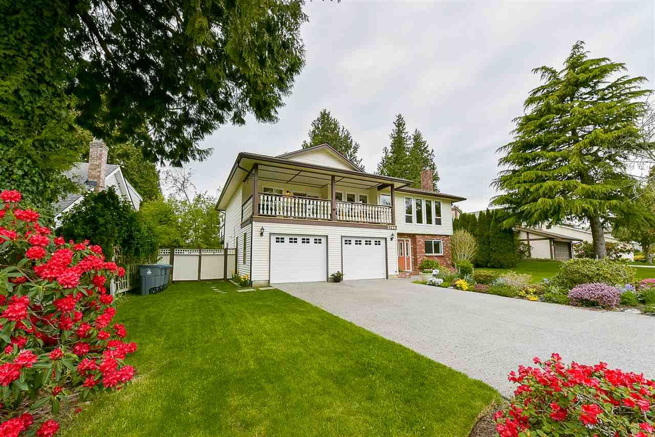 """Main Photo: 1705 142 Street in Surrey: Sunnyside Park Surrey House for sale in """"Ocean Bluff"""" (South Surrey White Rock)  : MLS®# R2165784"""