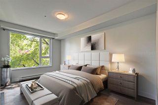 """Photo 11: 304 2020 W 12TH Avenue in Vancouver: Kitsilano Condo for sale in """"2020"""" (Vancouver West)  : MLS®# R2581215"""