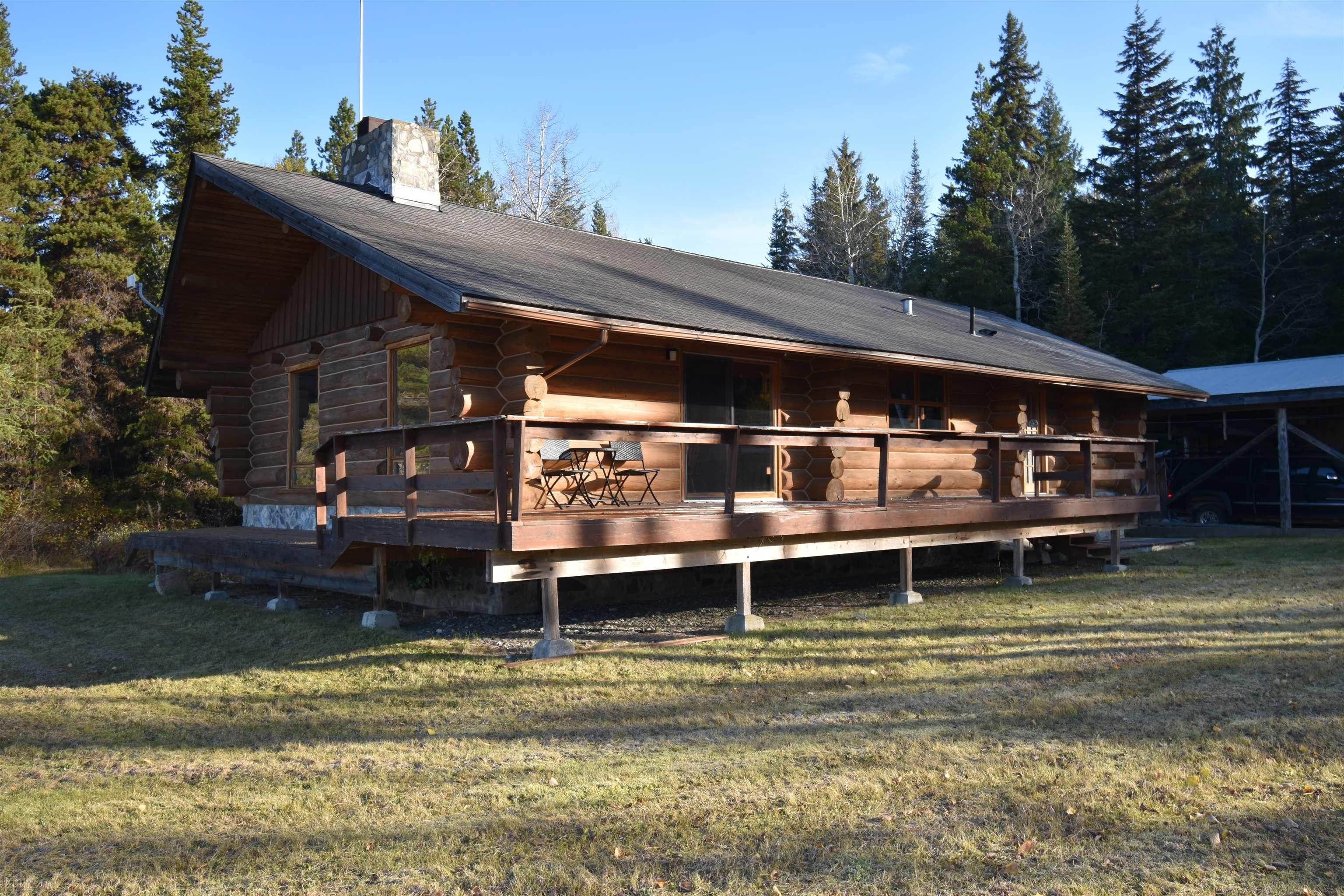 Main Photo: 3560 HOBENSHIELD Road: Kitwanga House for sale (Smithers And Area (Zone 54))  : MLS®# R2620973