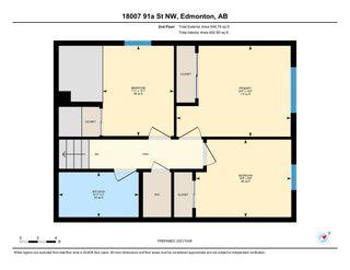Photo 40: 18007 91A Street in Edmonton: Zone 28 House for sale : MLS®# E4265619