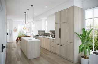 """Photo 3: TH 16 237 RIDGEWAY Street in North Vancouver: Lower Lonsdale Townhouse for sale in """"Toppen Ridge"""" : MLS®# R2606274"""