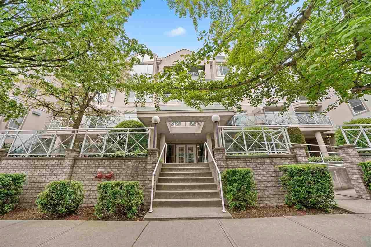 """Main Photo: 303 525 AGNES Street in New Westminster: Downtown NW Condo for sale in """"Agnes Terrace"""" : MLS®# R2589275"""