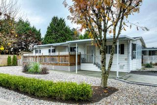 Photo 1: 28 145 KING EDWARD Street in Coquitlam: Maillardville Manufactured Home for sale : MLS®# R2014423