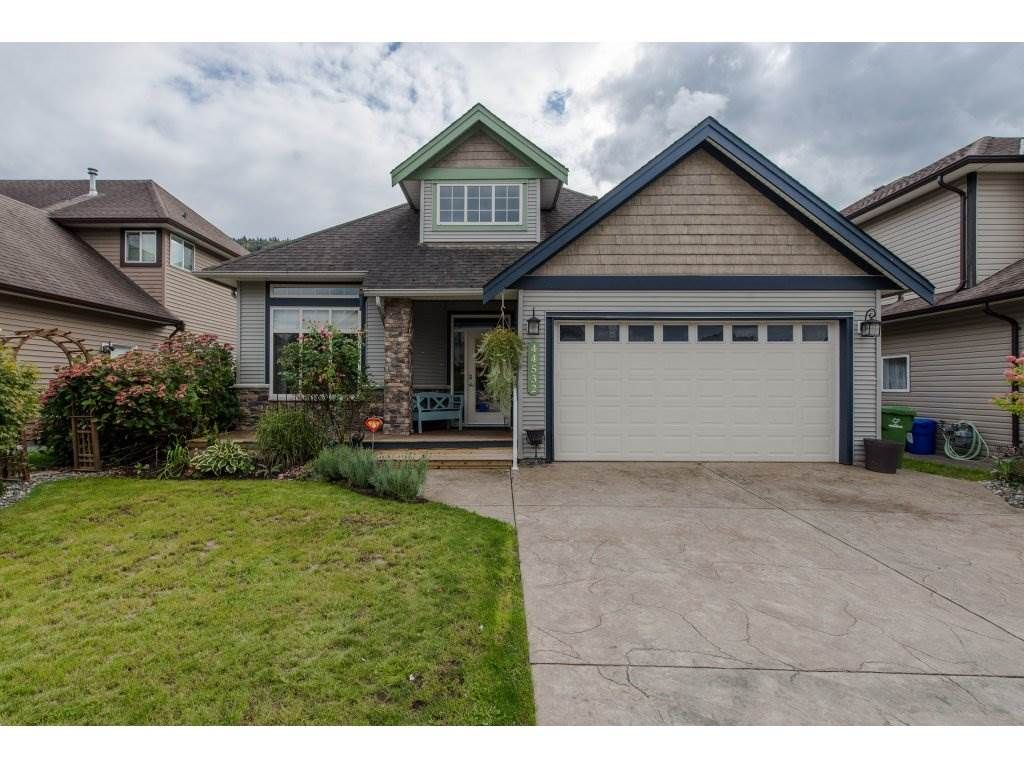 Main Photo: 44532 BAYSHORE AVENUE in : Vedder S Watson-Promontory House for sale : MLS®# R2308782
