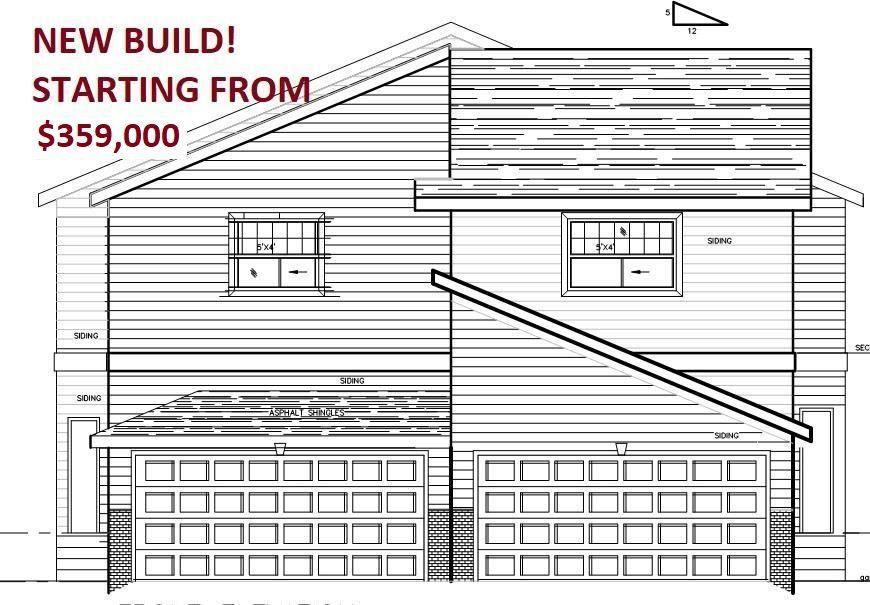 Main Photo: 4912 46 Street: Beaumont House Half Duplex for sale : MLS®# E4222782