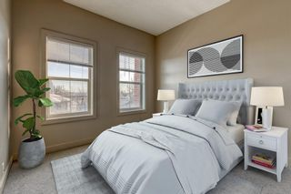 Photo 5: 3503 5605 Henwood Street SW in Calgary: Garrison Green Apartment for sale : MLS®# A1070767
