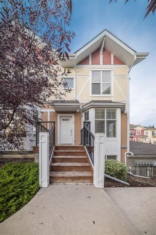 Main Photo: 69 West Springs Lane SW in Calgary: West Springs Row/Townhouse for sale : MLS®# A1145833