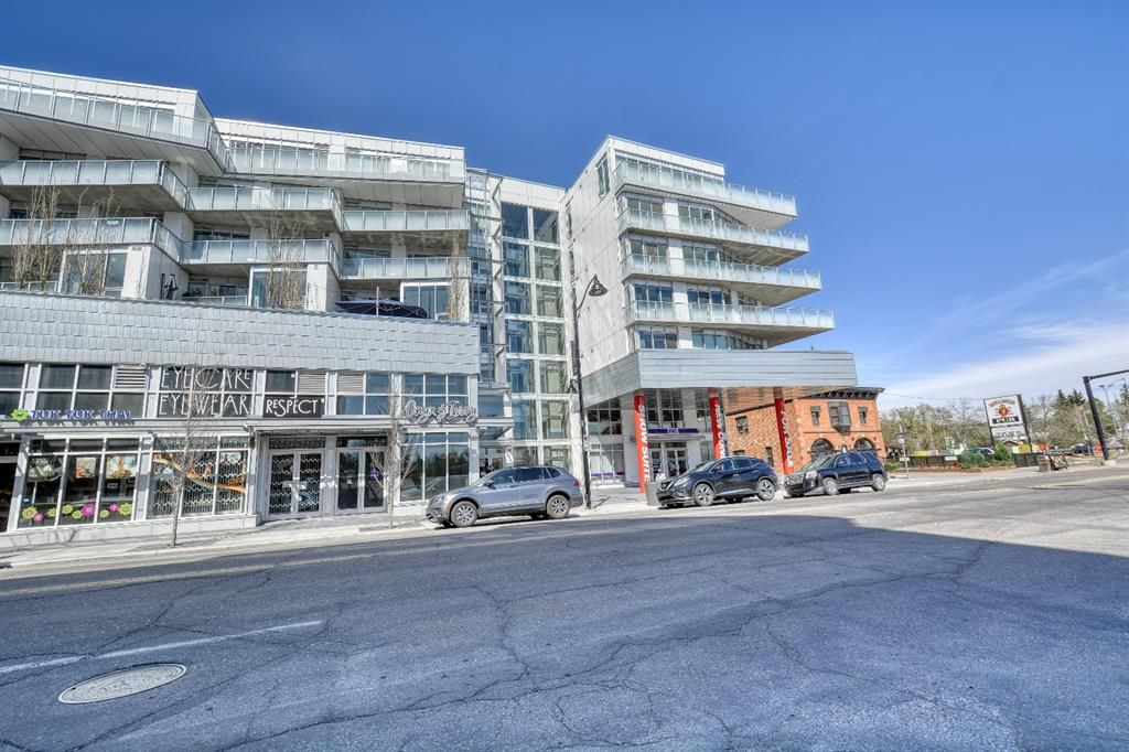 Main Photo: 504 1020 9 Avenue SE in Calgary: Inglewood Apartment for sale : MLS®# A1109632