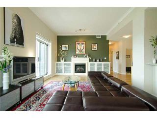 """Photo 3: 4001 1178 HEFFLEY Crescent in Coquitlam: North Coquitlam Condo for sale in """"THE OBELISK"""" : MLS®# V1116364"""