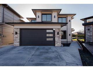 "Photo 1: 45926 BIRDIE Place in Sardis: Sardis East Vedder Rd House for sale in ""The Fairways at Higginson Estates"" : MLS®# R2220610"