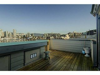 """Photo 3: 782 MILLBANK Road in Vancouver: False Creek Townhouse for sale in """"CREEK VILLAGE"""" (Vancouver West)  : MLS®# V1071873"""