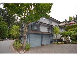 """Photo 1: 33 103 PARKSIDE Drive in Port Moody: Heritage Mountain Townhouse for sale in """"TREETOPS"""" : MLS®# V1029401"""