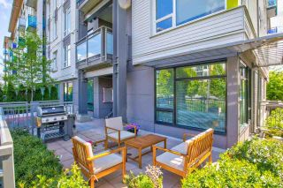 """Photo 4: 108 3289 RIVERWALK Avenue in Vancouver: South Marine Condo for sale in """"R&R"""" (Vancouver East)  : MLS®# R2578350"""