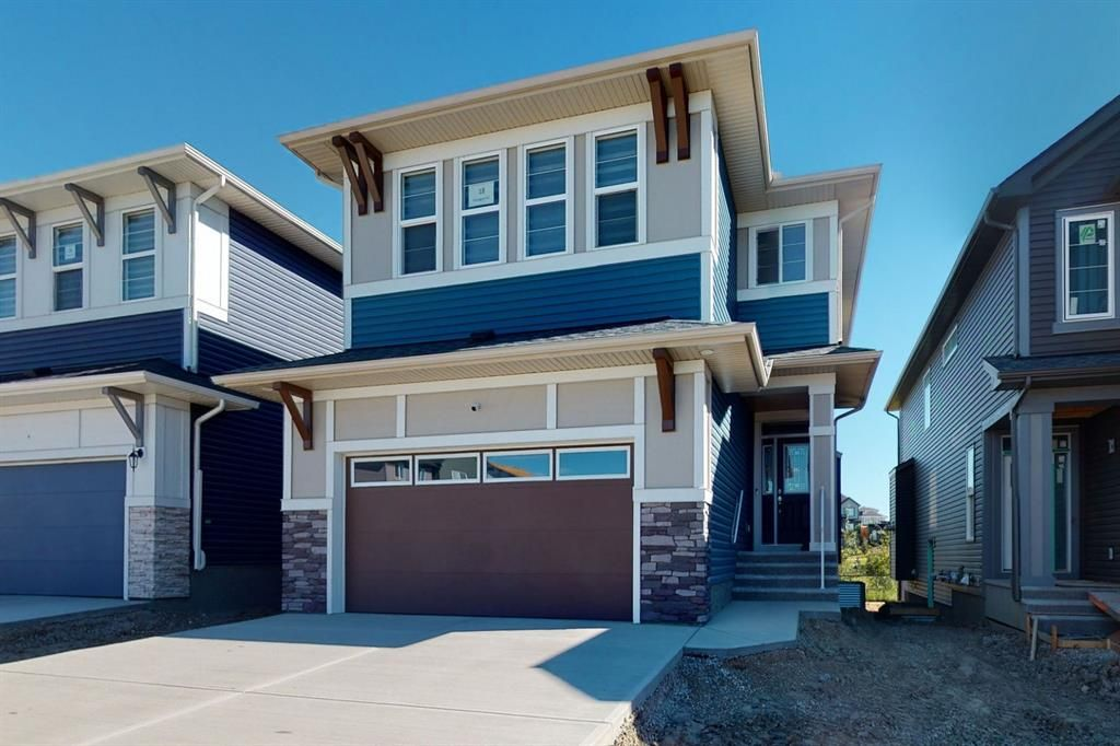 Main Photo: 18 Carrington Road NW in Calgary: Carrington Detached for sale : MLS®# A1149582