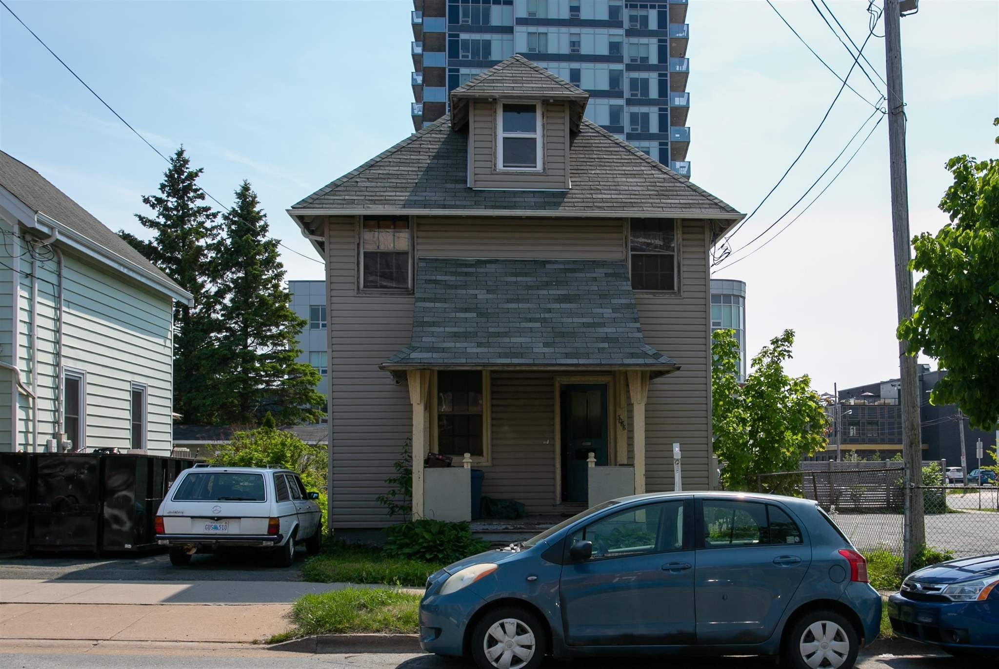 Main Photo: 3066 Agricola Street in Halifax: 1-Halifax Central Multi-Family for sale (Halifax-Dartmouth)  : MLS®# 202114787