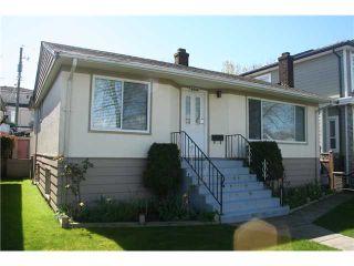 """Photo 1: 2590 E 25TH AV in Vancouver: Renfrew Heights House for sale in """"RENFREW HEIGHTS"""" (Vancouver East)  : MLS®# V1000792"""