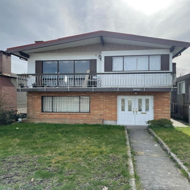 Main Photo: 2886 MCGILL Street in Vancouver: Hastings Sunrise House for sale (Vancouver East)  : MLS®# R2567506