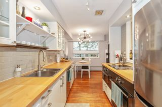 """Photo 4: 1 1450 CHESTERFIELD Avenue in North Vancouver: Central Lonsdale Condo for sale in """"MountainView Apartments"""" : MLS®# R2614797"""
