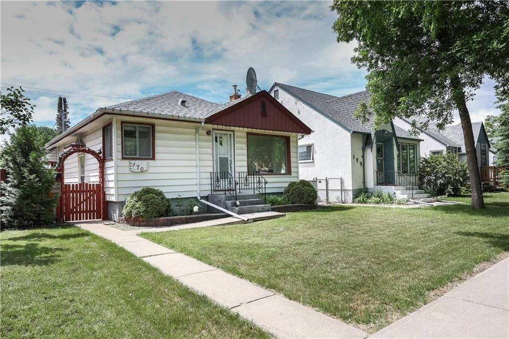 Main Photo: 170 Leila Avenue in Winnipeg: Scotia Heights Residential for sale (4D)  : MLS®# 202115201