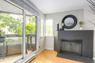 Photo 2: 202 2466 W 3RD Avenue in Vancouver: Kitsilano Condo for sale (Vancouver West)  : MLS®# R2204210