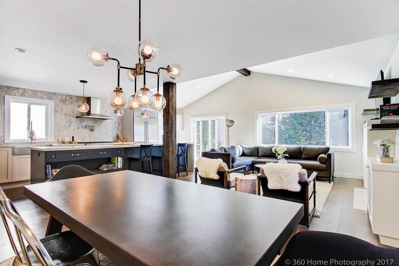 Main Photo: 4350 HOSKINS Road in North Vancouver: Lynn Valley House for sale : MLS®# R2137887