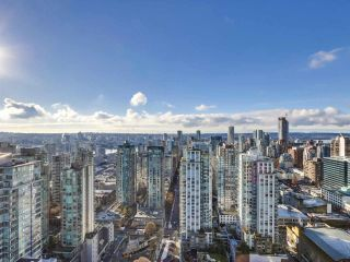 Photo 1: 4009 777 RICHARDS Street in Vancouver: Downtown VW Condo for sale (Vancouver West)  : MLS®# R2524864