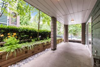 """Photo 9: 101 1199 WESTWOOD Street in Coquitlam: North Coquitlam Condo for sale in """"Lakeside Terrace"""" : MLS®# R2584472"""