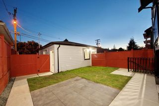 Photo 28: 1606 E 36TH Avenue in Vancouver: Knight 1/2 Duplex for sale (Vancouver East)  : MLS®# R2587441