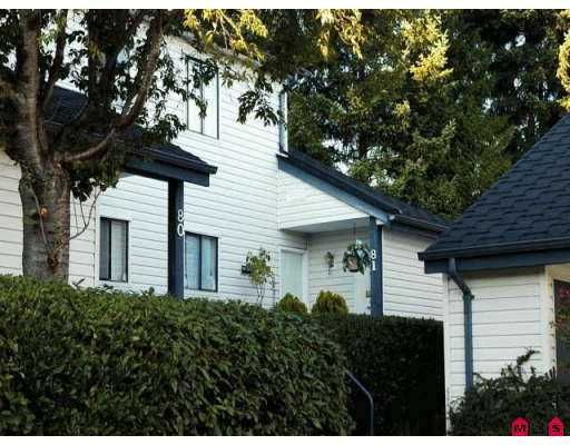 """Main Photo: 6657 138TH Street in Surrey: East Newton Townhouse for sale in """"Hyland Creek"""" : MLS®# F2621483"""