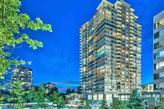 "Photo 2: 1406 400 CAPILANO Road in Port Moody: Port Moody Centre Condo for sale in ""ARIA II"" : MLS®# R2384132"