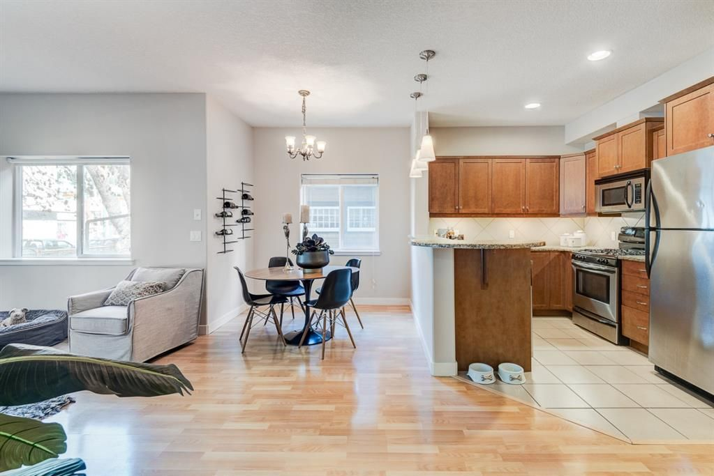 Photo 12: Photos: 102 509 21 Avenue SW in Calgary: Cliff Bungalow Apartment for sale : MLS®# A1100850