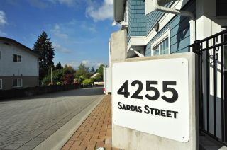 Photo 13: 113 4255 SARDIS Street in Burnaby: Central Park BS Townhouse for sale (Burnaby South)  : MLS®# R2408298