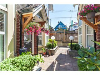 Photo 3: 1642 GEORGIA Street E in Vancouver East: Hastings Home for sale ()  : MLS®# V1128945