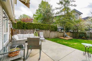 "Photo 33: 25 20120 68 Avenue in Langley: Willoughby Heights Townhouse for sale in ""The Oaks"" : MLS®# R2573725"