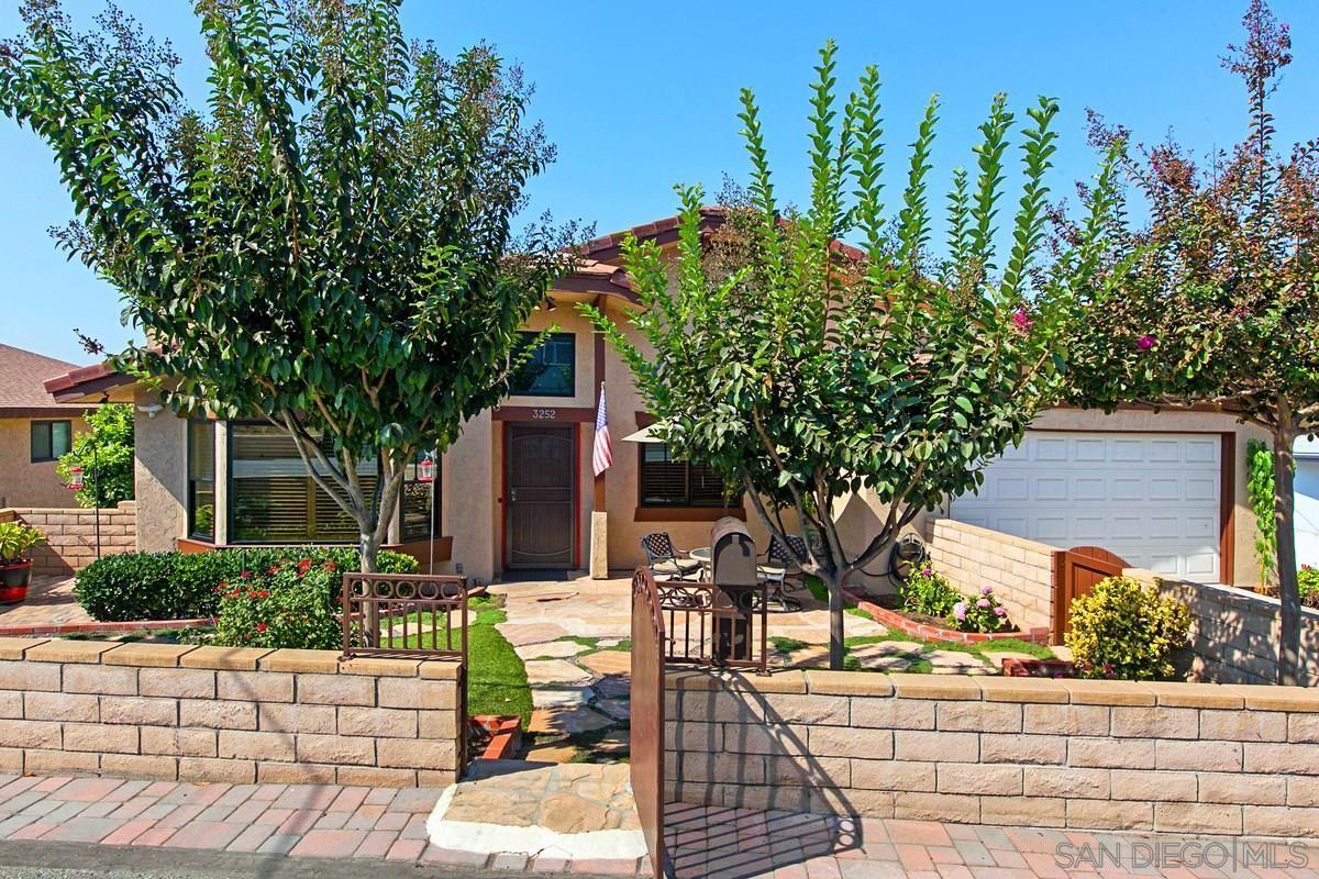 Main Photo: BONITA House for sale : 5 bedrooms : 3252 Holly Way in Chula Vista - Bonita