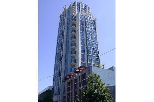 Main Photo: 1401 1238 SEYMOUR STREET in : Downtown VW Condo for sale : MLS®# V300171