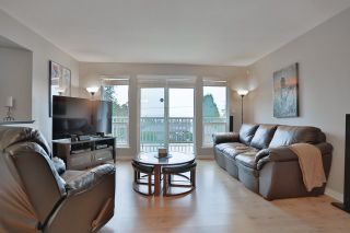 Photo 4: 4 1203 CARTIER Avenue in Coquitlam: Maillardville Townhouse for sale : MLS®# R2013346
