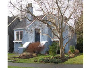 "Photo 1: 317 REGINA Street in New Westminster: Queens Park House for sale in ""QUEENS PARK"" : MLS®# V869453"