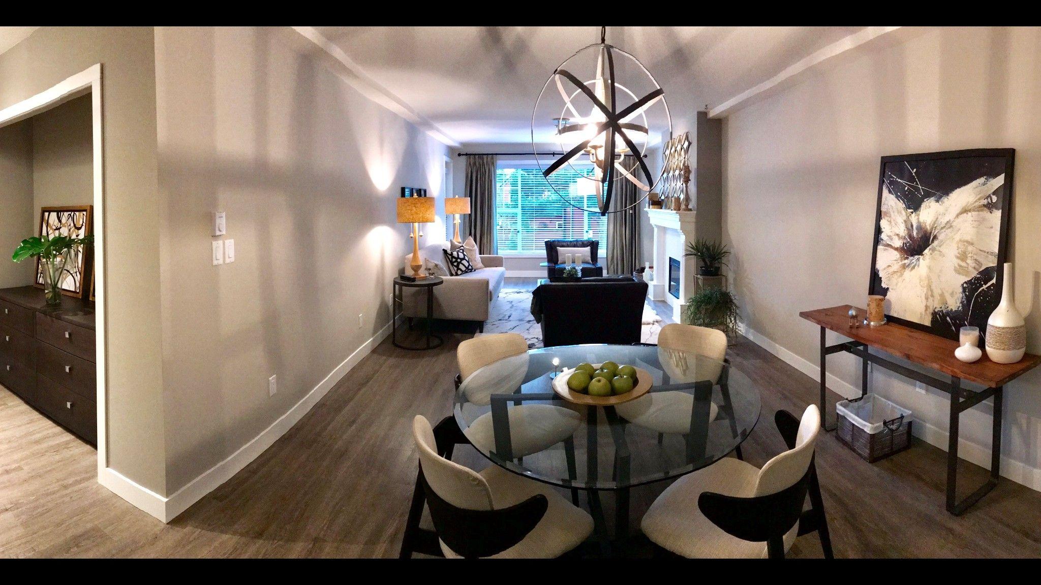 Main Photo: 209 1150 54A Street in Delta: Tsawwassen Central Condo for sale (Tsawwassen)  : MLS®# R2243733