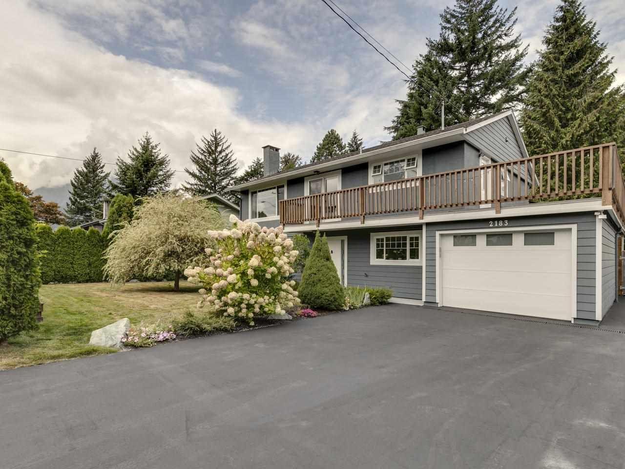 "Main Photo: 2183 SKYLINE Drive in Squamish: Garibaldi Highlands House for sale in ""Garibaldi Estates"" : MLS®# R2403833"