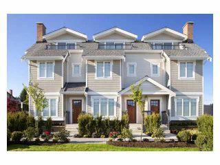 Photo 1: 16 7198 BARNET Road in Burnaby: Westridge BN Townhouse for sale (Burnaby North)  : MLS®# R2071672