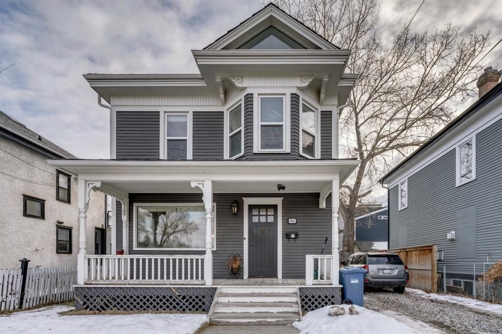 Main Photo: 804 9 Street SE in Calgary: Inglewood Detached for sale : MLS®# A1063927