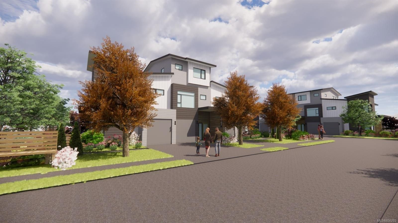 Main Photo: C1 327 Hilchey Rd in : CR Willow Point Row/Townhouse for sale (Campbell River)  : MLS®# 856203