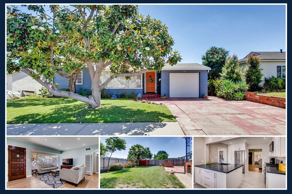 Main Photo: SAN DIEGO House for sale : 3 bedrooms : 3927 Loma Alta