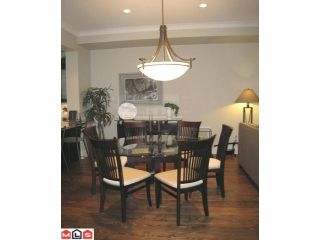 """Photo 7: 104 2580 LANGDON Street in Abbotsford: Abbotsford West Townhouse for sale in """"The Brownstones"""" : MLS®# F1128533"""