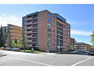 Photo 16: 803 1414 12 Street SW in CALGARY: Connaught Condo for sale (Calgary)  : MLS®# C3572362